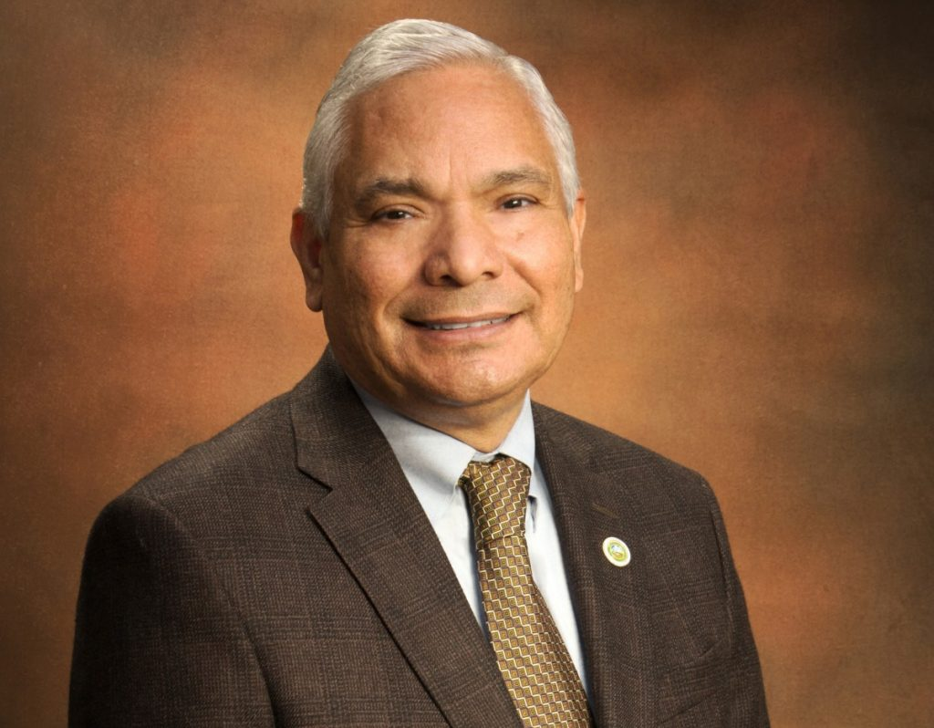 Principal Chief James R. Floyd