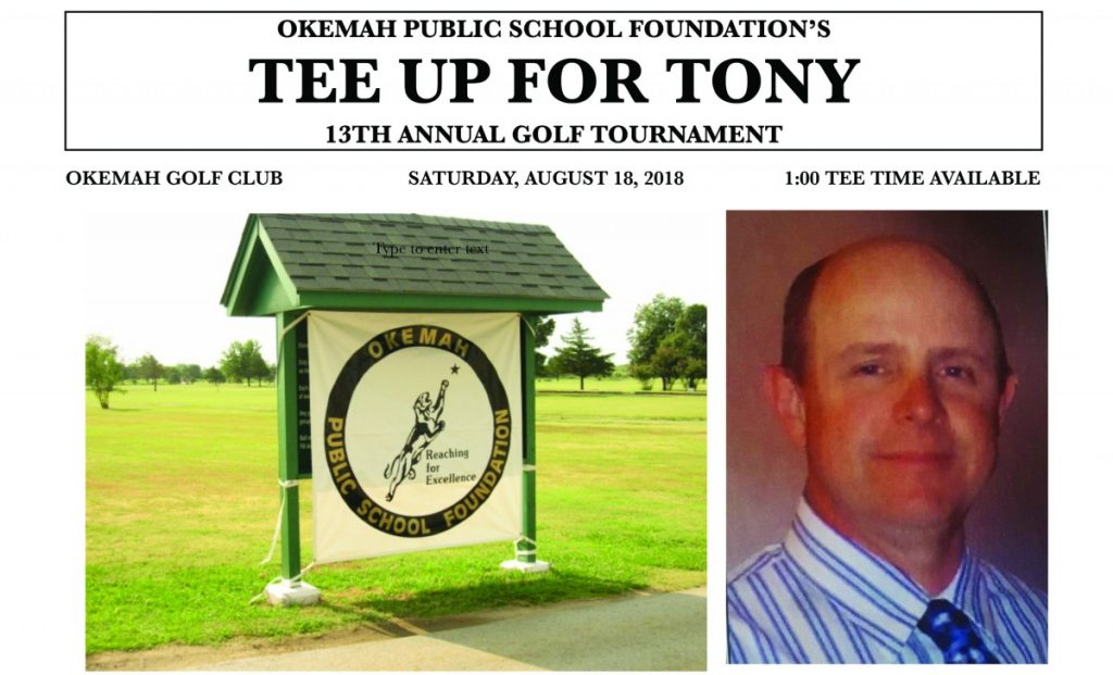 tee up for tony.Foundation-1