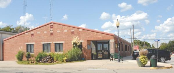 Okemah City Hall